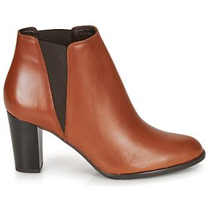 André Bottines ELONA Marron - Taille 36,37,38,39,40,41