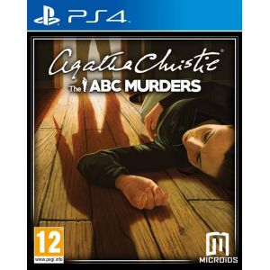 Agatha Christie : The ABC Murders sur PS4
