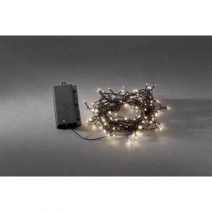 Konstsmide 3730-100 - Micro guirlande lumineuse pour l'extérieur LED blanc chaud