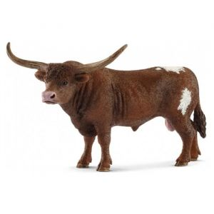 Schleich Figurine Taureau Texas Longhorn (13866)