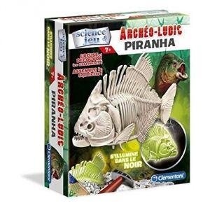 Clementoni Archéo Ludic: Piranha phosphorescent