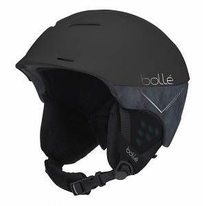 Bollé Casque De Ski/snow Synergy Matt Black Forest 54-58cm