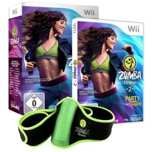 Zumba Fitness 2 + Ceinture [Wii]