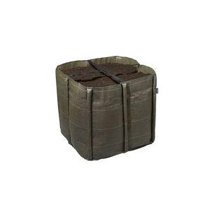 Bacsac Bacsquare haut 4 290 L - Carré potager en tissu géotextile 60 x 60 x 60 cm