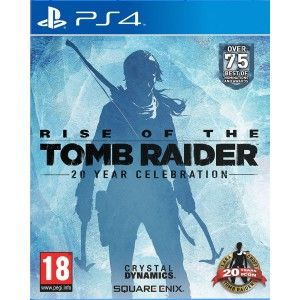 Rise of the Tomb Raider - Edition 20ème anniversaire sur PS4