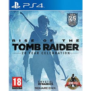 Rise of the Tomb Raider - Edition 20ème anniversaire [PS4]