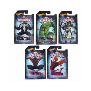 Mattel Hot Wheels véhicules Ultimate Spider-Man vs Sinis Ter 6