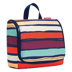 Reisenthel Trousse de toilette, Artist Stripes (Multicolore) - WO3058