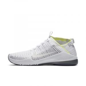 Nike Chaussure de training, boxe et fitness Air Zoom Fearless Flyknit 2 pour Femme - Blanc - Couleur Blanc - Taille 43