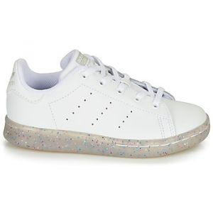 Adidas Baskets basses enfant STAN SMITH C blanc - Taille 28,29,30,32,34,35