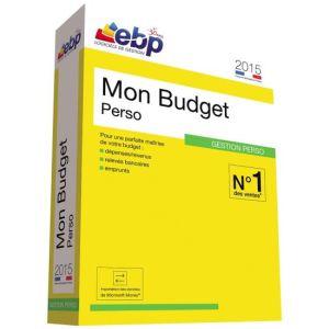 Mon Budget Perso 2015 pour Windows