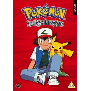 Pokemon Indigo League: Season 1 Box Set (8 Dvd) [Edizione: Regno Unito] [Import anglais]