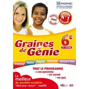 Graines De Génie : 6ème - 2009/2010 [Windows]