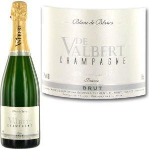 Henry de Valbert Blanc de Blancs - Champagne brut