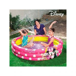 Piscine gonflable Minnie