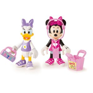 IMC Toys Mickey Roadster Racers Pack 2 figurines Minnie & Daisy