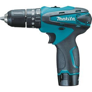 Makita HP330D - Perceuse visseuse à percussion Ø 10 mm 10,8V