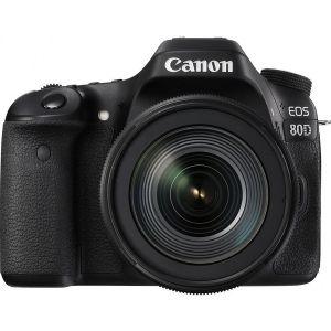 Canon EOS 80D (avec objectif 18-200mm)