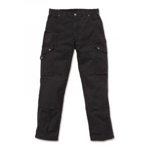 Carhartt Pantalon CARGO 100% coton armé Ripstop avec renforts noir W30/L32 S1B342BLK3032