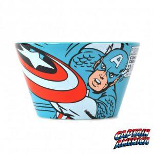 Half Moon Bay Marvel - Bol 500 Ml - Captain America [ML] [Produit Derive]
