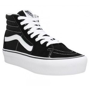 Vans Sk8 Hi Platform Chaussures Black/TRUE w
