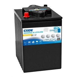 Exide Batterie décharge lente Gel ES1000-6 6v 195ah