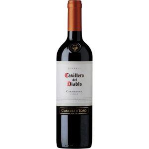 Casillero del Diablo Concha Y Toro 2016 Carmenère - Vin rouge du Chili - Carmenère - 75 cl