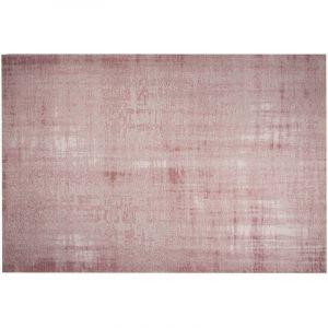 Vivaraise Tapis effet usé blush Grunge 230 x 155 cm