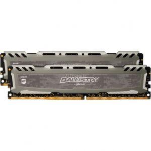 Crucial BLS2C16G4D26BFSB - Ballistix Sport LT DDR4 2 x 8 Go 2666 MHz CAS 16
