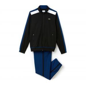 Lacoste Sport WH9518 Ensemble de Sport Homme Bleu (Bleu Fq8) X-Small (Taille Fabricant: 2) Lot de