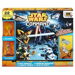 Hasbro Figurine Star Wars Command Pack Ultime