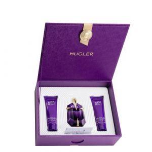 Thierry Mugler Alien Merveilles - Coffret eau de parfum, voile d'éclat et gel douche