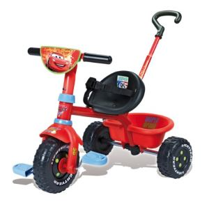 Smoby Tricycle Be Fun : Cars 2