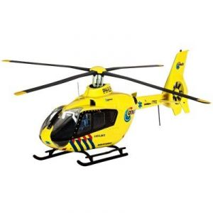 Revell 04939 - Maquette hélicoptère Airbus EC135 ANW - Echelle 1/72
