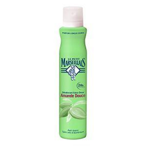 Le Petit Marseillais Déodorant extra doux 24h Amande douce spray de 200 ml