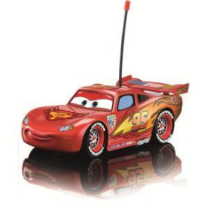 Majorette Voiture radiocommandée Cars 2 Mc Queen Dirty 1:24