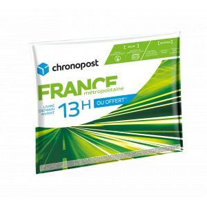 Chronopost Pochette prête à expédier en France Métropolitaine - Livraison le lendemain avant 13h - 2 kg