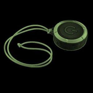 Qdos Q-Puk - Mini-enceinte waterproof Bluetooth NFC