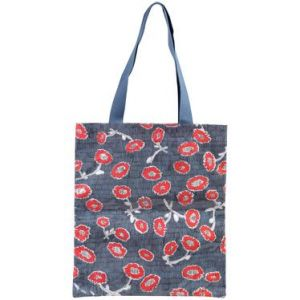 Clairefontaine Sac shopping Suzie-Q, en polycanvas enduit brillant, doublure polyester (115201C)