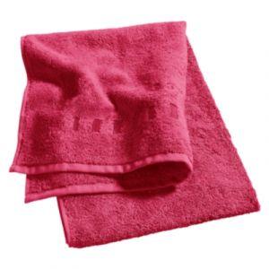 Esprit Lot 4 gants de toilette 16x21 cm uni framboise