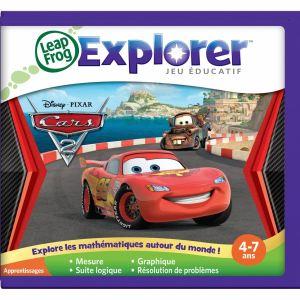 Leapfrog Jeu Leapster Explorer / LeapPad : Cars 2