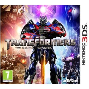 Transformers : Rise of the Dark Spark [3DS]