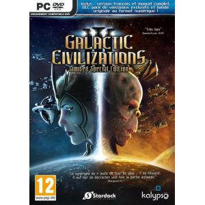 Galactic Civilizations III [PC]