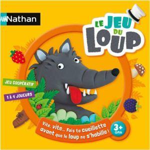 Nathan Le jeu du loup