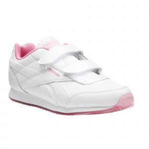 Reebok Chaussures casual Royal Cliog à lacets Blanc - Taille 31