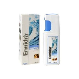 ICF Ermidra Spray - Solution hydratante pour chien et chat