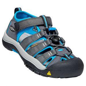 Keen Newport H2, Sandale Mixte Enfant, Magnet/B Blue, 33 EU