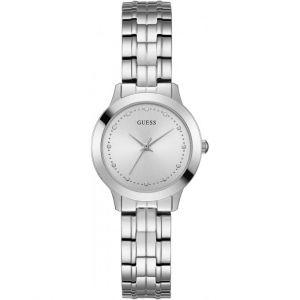 Guess W0989L - Montre pour femme avec bracelet en acier