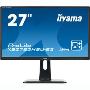 "iiyama ProLite XB2783HSU-B3 - Ecran LED 27"""