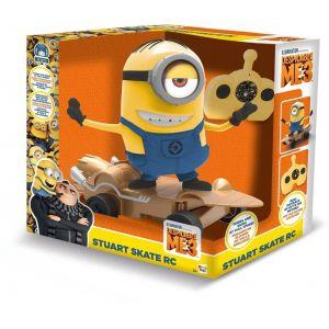 IMC Toys Stuart Skate radiocommandé Les Minions